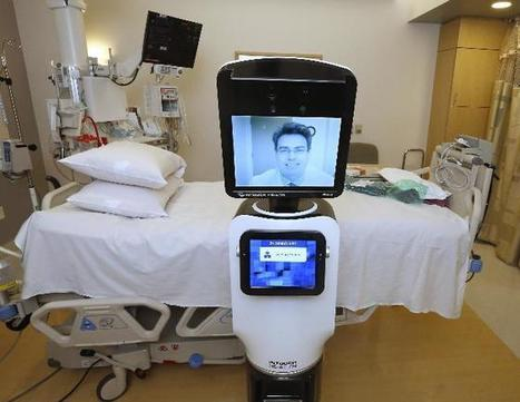 Physicians expand reach of care with mobile robots | AmsterdamSmartCity | Scoop.it