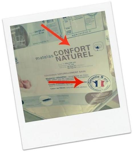 De la Laine, du Cocolatex et du Bio chez Maman Floutch ! <br/>Notre Matelas Confort... | CANDIDE | Scoop.it