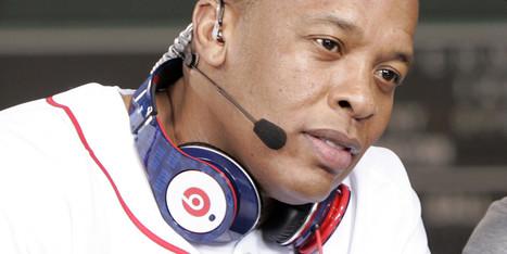 Apple veut s'offrir les casques de Dr Dre pour 3,2 milliards de dollars | Re invent music industry | Scoop.it