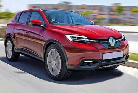 Renault Koleos 2017 Interior, Release Date | Newest Cars 2017 | New Cars Release | Scoop.it