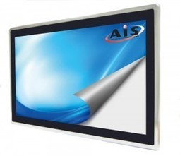 AIS Announces Industrial Monitor With Fully Integrated Ingress Protection Ratings That Combine High-Performance Widescreen LCD Flat Panel and Multi Touch Projected Capacitive Touch Technology | The Meeddya Group | Scoop.it