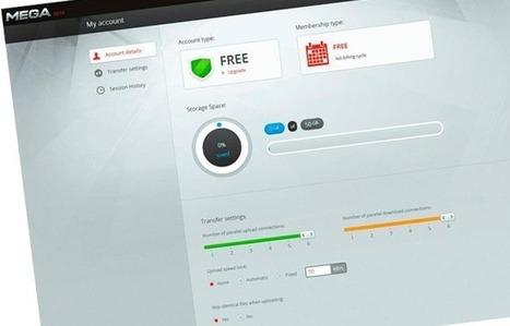 Kim Dotcom, le fondateur de Megaupload, lance une plate-forme «légale» - Rue89 | Going social | Scoop.it