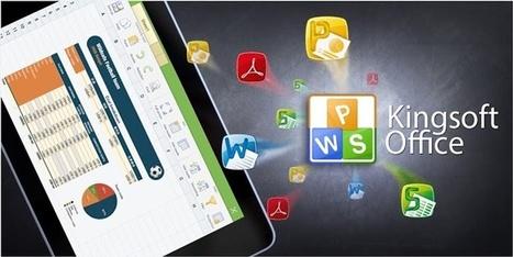 Kingsoft Office – Türkçe Ofis Uygulaması | Güncel Android Blogu | Android Uygulamaları | Scoop.it