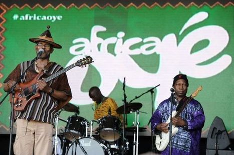Africa Oye 2015: Main stage running order announced - Liverpool Echo | African Cultural News | Scoop.it