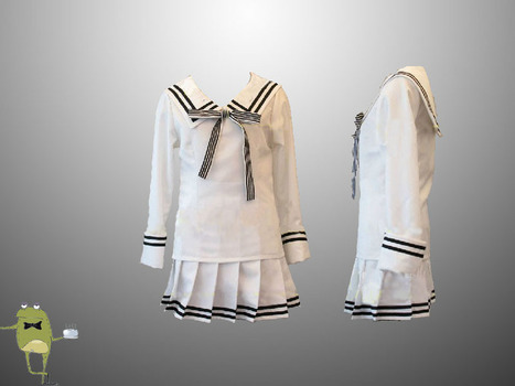 Kururu Sumeragi Uniform Cosplay Costume - cosplayfield.com | Air Gear Cosplay Jacket | Scoop.it