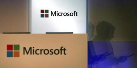 Microsoft devient la 2eme capitalisation boursière derrière Apple | Toulouse networks | Scoop.it