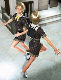 3d Model Art Zone: 3d Models Art Zone - Satsuki Fashion for Genesis 2 Female(s) | 3d Models | Scoop.it