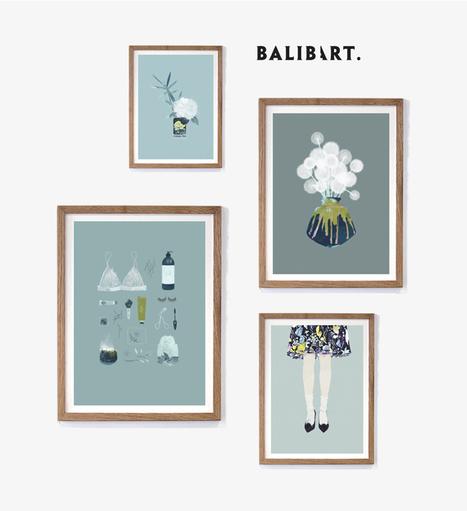 Concours | Faites-vous plaisir chez Balibart, tirages d'art numérotés et signés ! | décoration & déco | Scoop.it