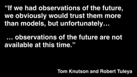Gavin Schmidt on Why Climate Models are Wrong, and Valuable | Sustainable Futures | Scoop.it