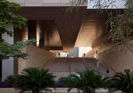 INTERVIEW: HOK's Bill Odell on the Design of Saudi Arabia's KAUST University, the World's Largest LEED Platinum Project | Inhabitat - Green Design Will Save the World | Interest | Scoop.it
