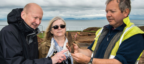 Roman Maryport: Revealing a more complex settlement ... | UK DETECTOR NET Latest News | Scoop.it