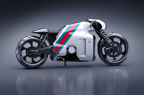 'Tron' designer creates a real-world superbike | Heron | Scoop.it