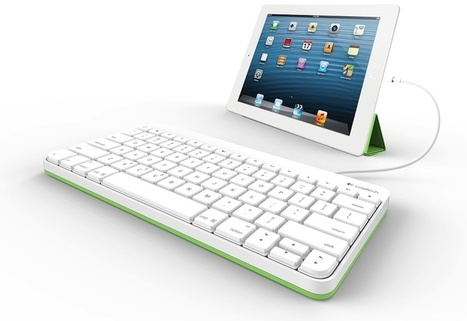 Logitech Targets Schools With New $60 Wired Keyboard for iPad | Edtech PK-12 | Scoop.it