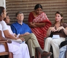 Melinda Gates discusses fighting poverty in the developing world. | Nonprofit Management | Scoop.it