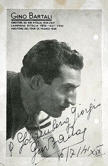 Gino Bartali | Italian sporting legend gets 'Righteous Among Nations' award | Yad Vashem | Italia Mia | Scoop.it