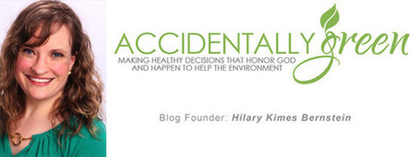 Featured Green Living Blog - Accidentally Green | Green & Eco-Friendly | Scoop.it