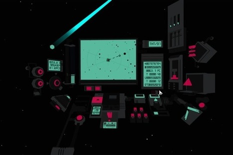 MirrorMoon EP - Mystery, discovery and exploration in outer space | Narrative Tech | Scoop.it