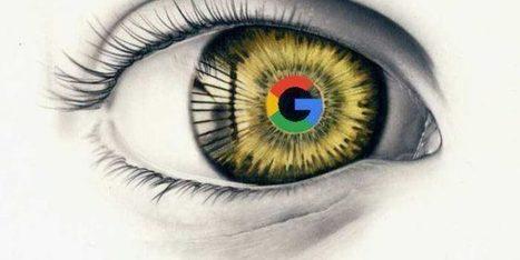 Google ne vous quitte jamais des yeux | Actualité Houssenia Writing | Veille et Intelligence Economique | Scoop.it