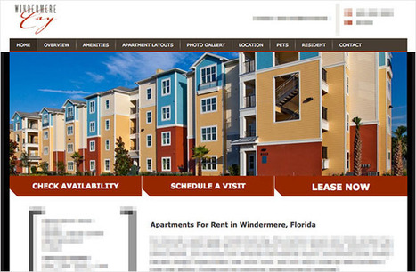 Apartment Complex Claims Copyright of Tenant Pics to Prevent Bad Reviews: It Backfires | xposing world of Photography & Design | Scoop.it