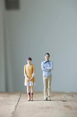 Le Premier Photomaton 3D du monde est japonais et vous imprime en miniature ! | Livres photo | Scoop.it