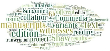 RIDE   A Review Journal for Scholarly Digital Editions and Resources   Humanidades digitales   Scoop.it
