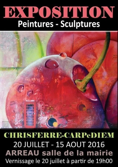Exposition de peintures et sculptures à Arreau jusqu'au 15 août | Vallée d'Aure - Pyrénées | Scoop.it