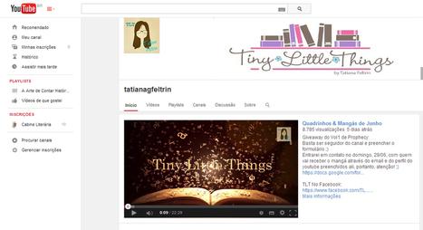 Canais sobre Literatura no Youtube | Bib.linhas | Scoop.it