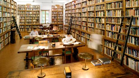 14 bibliothèques mondiales d'art s'associent pour diffuser en ligne plus de 30 millions de documents | Infocom | Scoop.it