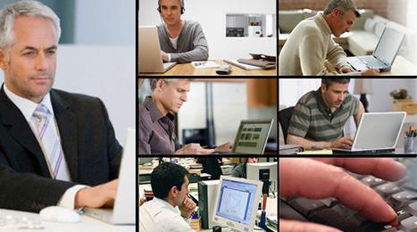 Teletrabajo a partir de los 45 años   Comunicaciones profesionales   Scoop.it