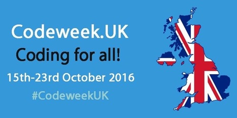 Codeweek.uk Kick off event at Dragon Hall, London | Technology in Education | Scoop.it