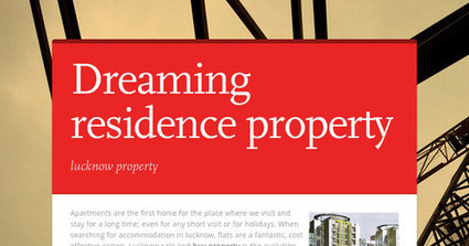 Dreaming residence property | property planner | Scoop.it
