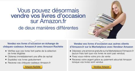 Amazon.fr: Vendez vos livres: Livres | J'écris mon premier roman | Scoop.it