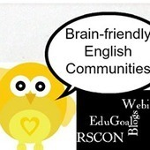 Brain-Friendly English Communities Online | Brainfriendly learning methods, tools, environments and communities. | Scoop.it