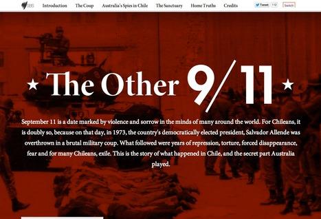 The Other 9/11 | Interactive & Immersive Journalism | Scoop.it