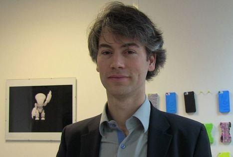 Clément Moreau – Sculpteo : « L'impression 3D va rapprocher les ... - ITespresso.fr | Fab Lab à l'université | Scoop.it
