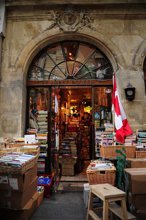 10 Inspiring Bookshops around the World | Archivance - Miscellanées | Scoop.it