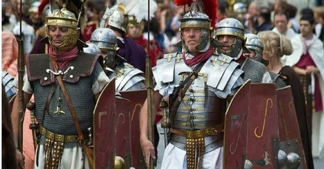 12 Renowned Roman Legions and How They Earned Their Names | LVDVS CHIRONIS 3.0 | Scoop.it