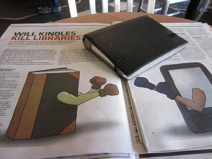 Ebooks en bibliothèque : Hachette facture 220 % plus cher | LibraryLinks LiensBiblio | Scoop.it