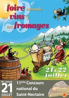 Fête du Saint-Nectaire | The Voice of Cheese | Scoop.it
