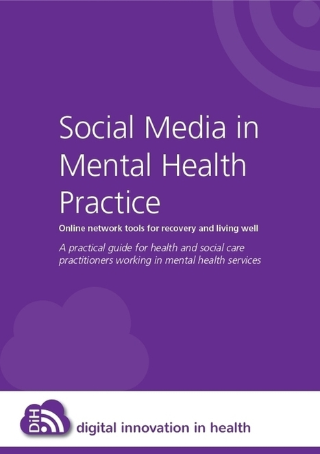 E-book: Social media in mental health practice | Mental Health Treatment | Scoop.it