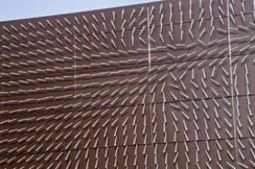 Casaeclima.com - Facciata interattiva che gioca con il vento | Facciate, facades, vertical green wall, colorful facades, wall street art, facades led media light, projection  mapping | Scoop.it