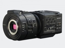The NEX-FS700E is a 4K Ready 4096 x 2160 pixel Camera   Cinescopophilia Camera Gear Rigs and News for Filmmakers   Videography   Scoop.it