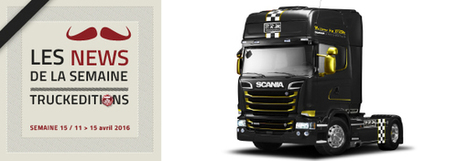 Scania BRM - truck Editions | Truckeditions | Scoop.it