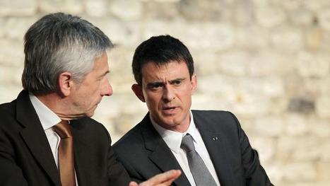 Valls recase l'ex-président de Basse-Normandie à la Cour des comptes . . . . ..  un commentaire peut-être ???   On n'arrête pas le progrès !   Scoop.it