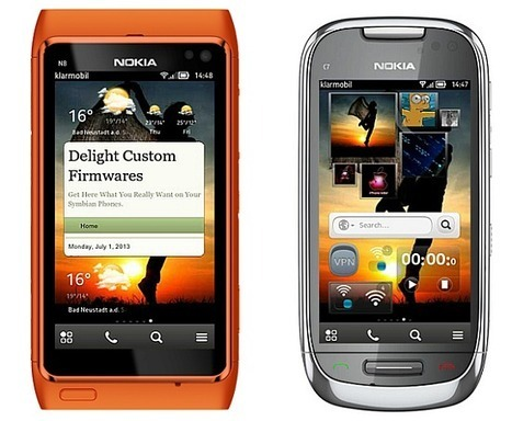 Delight Custom Firmware for Nokia N8 and C7 updated to v6.4 | Nokia, Symbian and WP 8 | Scoop.it