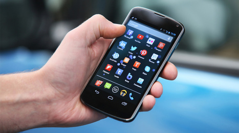 Why All SMEs Should Invest in Mobile Apps - Hard Facts | Mobile Apps | Scoop.it