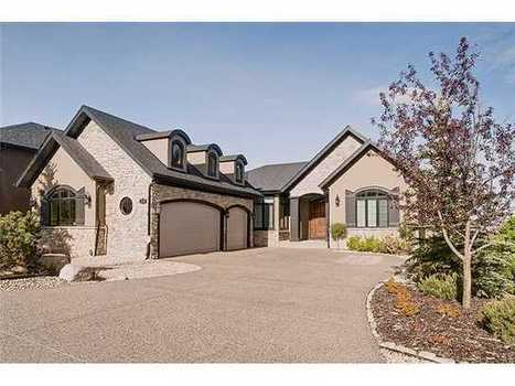 New | Custom Designed Bungalow | 2525 77 ST SW, Calgary, AB | Luxury Real Estate Canada | Scoop.it