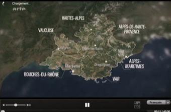 Découvrir les plus belles régions de France en 10 épisodes Vidéo - Echanges Campus FLE Education   Ecrire avec les TICE en FLE-FLS   Scoop.it