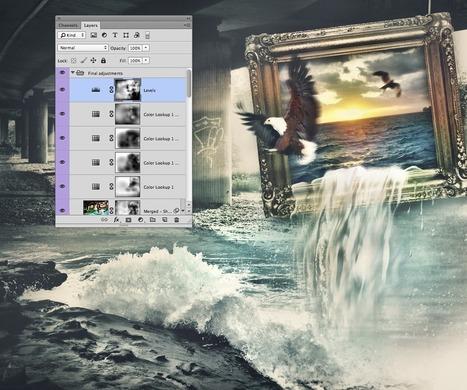 5 tips for using layer masks | Photoshop Daily | Informatyka-Grafika-Technologie graficzne | Scoop.it