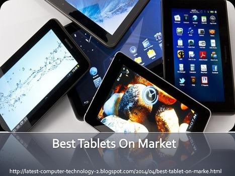 Best Tablet On Market | Tech News Today | laptop | Scoop.it